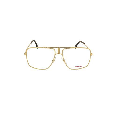 Carrera Brillengestelle Carrera1108-001-58 Herren Monturas de gafas, Amarillo (Gelb), 58.0 para Hombre