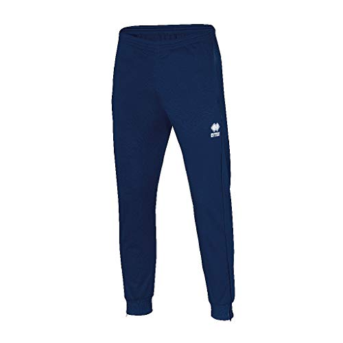 Errea Milo 3.2, Pantaloncini Sportivi Uomo, Blu, M