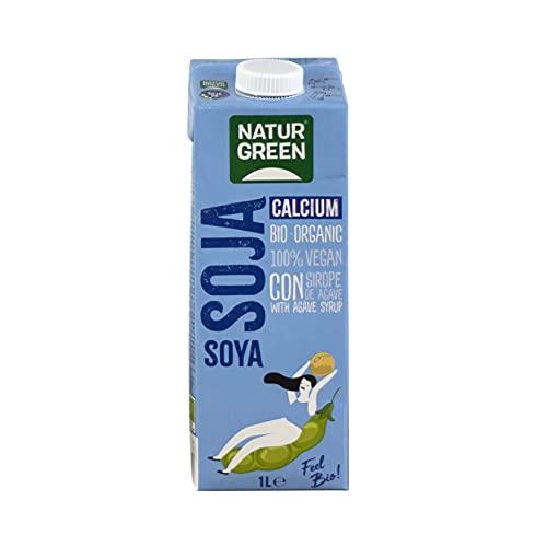 NaturGreen Soja Calcium Bio, 1 Litro
