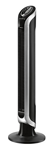 Rowenta VU6670 Eole Infinite Turmventilator | leise | 40W | Ventilator | 3 Geschwindigkeitsstufen