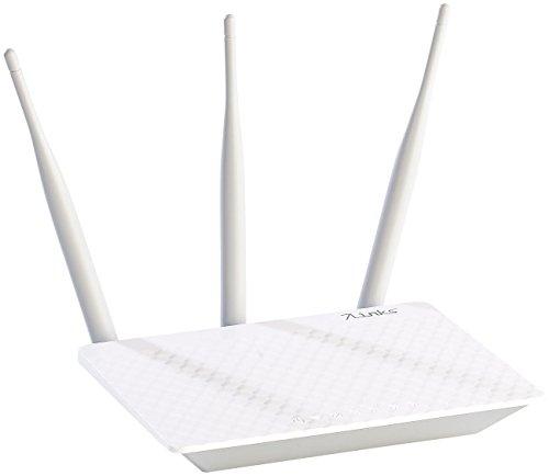 7links WiFi Router: 300-Mbit-High-Power-WLAN-Router mit Einstellbarer Sendeleistung (Internet-Router)
