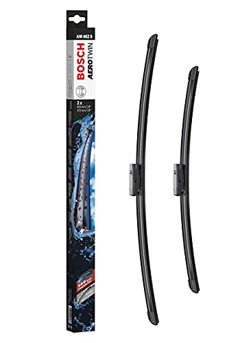 Bosch Wiper Blade Aerotwin AM462S, Length: 600mm/475mm – set of front...