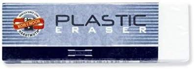 KOH-I-NOOR : White Oblong 60mm Eraser Max 49% OFF 4770 Plastic Financial sales sale