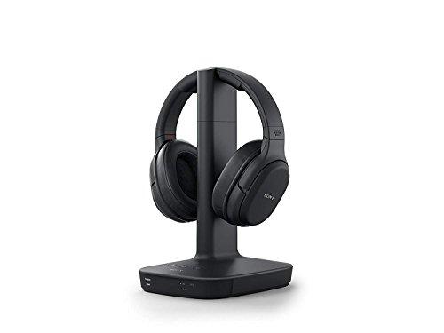 Sony L600 Wireless Digital Surround Overhead Headphones (WH-L600) (Renewed)