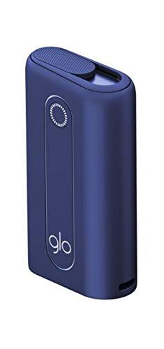 glo Dispositivo elettrico scalda-tabacco, di colore blu