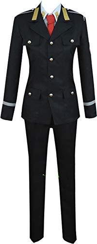 GSFDHDJS Cosplay Kostüm for ACCA 13-Territory Inspection Dept Jean Otus
