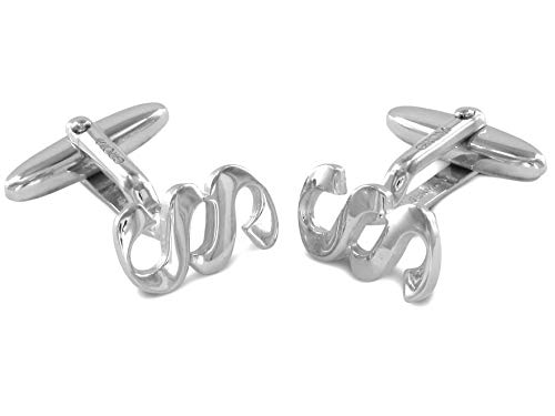Cufflinks Grom § Argent Section