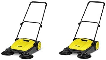 Karcher 1.766-303.0 S650 Cleaner, Yellow/Black (2-(Pack)