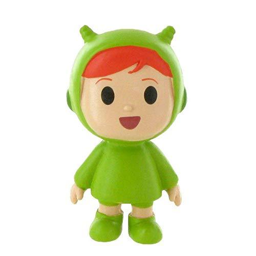 Muñecas y figuras vitrinas para figuras hobbies pocoyo Figura nina pocoyo de pocoyo (99185)