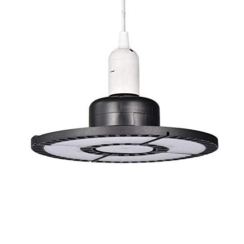 Aznever Lampada Industriale a faretto LED Aznever 300W, Lampada da Officina a LED UFO 30000LM faretto ad Alta Baia, IP67 Impermeabile 90 ° con Angolo di proiezione ad Alta Illuminazione 6500K
