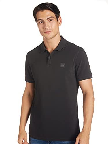 BOSS Prime Polo, Negro (Black 1), XX-Large para Hombre