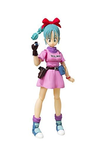 Bandai S.H.Figuarts Bulma -The Beginning of The Great Adventure- Dragon Ball