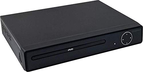 Best Buy! Sylvania DVD Player with MP3 Playback/JPEG Viewer Black SDVD6656 (Renewed)