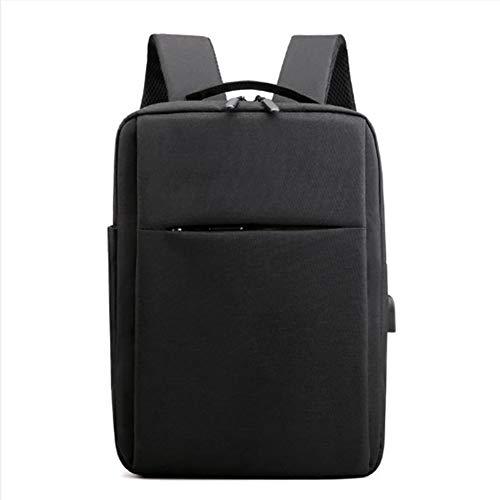 Mochila para Portátil  INTVN Negocio Impermeable con Puerto de USB para Hombre Mujer
