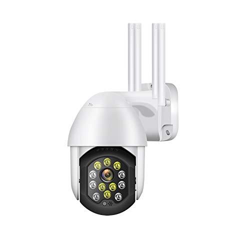 N \ A Cámara de Seguridad para Exteriores, cámara HD 1080P con detección de Movimiento, IP66 a Prueba de Agua, Audio bidireccional, cámaras de vigilancia para Sistema de Seguridad para el hogar