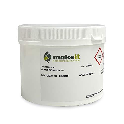 Make it Lab - Biossido di Titanio - 100 g