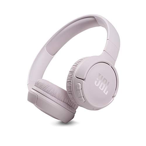 JBL Tune 510BT: Wireless On-Ear Headphones with Purebass ...