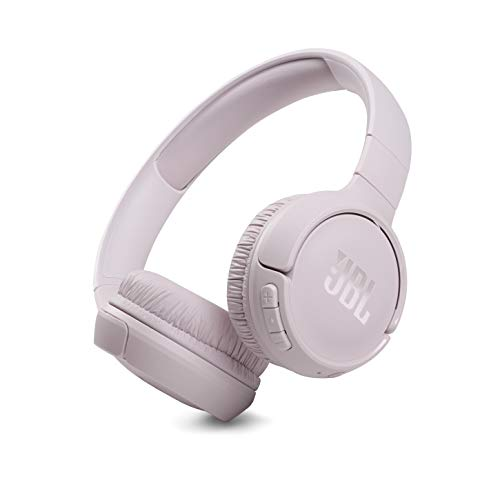 JBL Tune 510BT: Wireless On-Ear Headphones with Purebass...