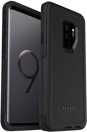 OtterBox Commuter Series Case for Samsung Galaxy S9 PLUS - Non-Retail Packaging - Black