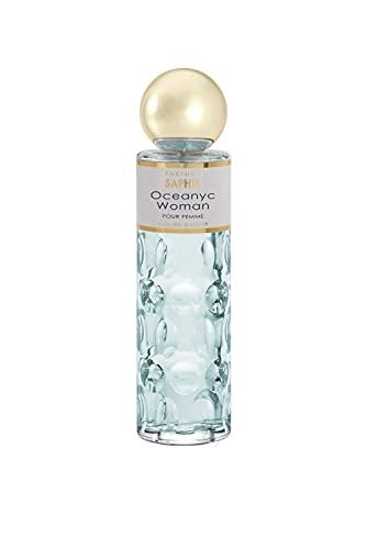 Parfums Saphir Oceanyc Woman - Eau de Parfum Vaporisateur Femme - 200 ml