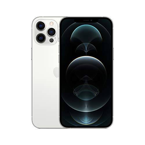 Nouveau Apple iPhone 12 Pro Max (128Go) - Argent