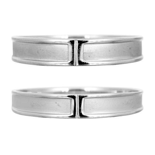 [ココカル]cococaru ペアリング プラチナ 結婚指輪 プラチナ Pt900 2本セット マリッジリング 日本製 (レディースサイズ6号 メンズサイズ17号)