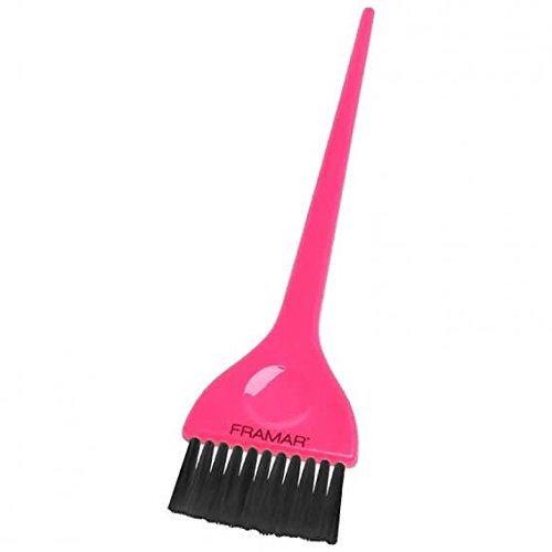 Framar professioneller AccuSoft-Haarfärbepinsel, pinkfarben