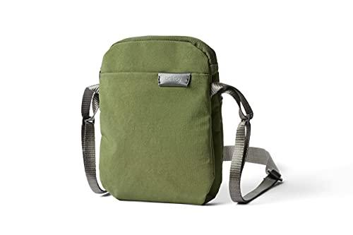 Bellroy City Pouch (borsa a tracolla, e-reader o piccolo tablet, portafoglio, occhiali da sole, cellulare) - RangerGreen