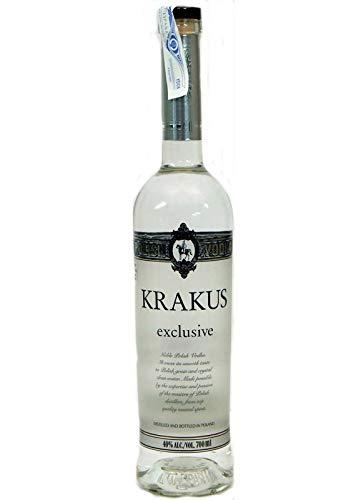 KRAKUS EXCLUSIVE POLISH VODKA 40% VOL 0,70L