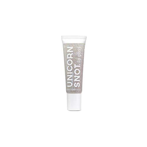Unicorn Snot Holographic Glitter Lip Gloss, Vegan & Cruelty Free, Gifts for Girls, Boys, Men, Women   0.34 Fluid Ounce (Silver)