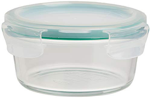 OXO Good Grips 2 Cup Smart Seal Glass Round Food Storage Container