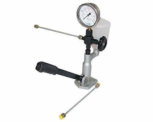 Injecteur Diesel testeur de buse de pression double échelle 0–6000 PSI et 0–420 kg/CM2
