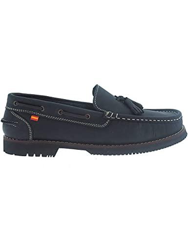 Nuevo Zapatos náuticos Tipo Apache Unisex La Valenciana Mon