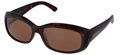 Serengeti Gafas de Sol BIANCA Shiny Red Tortoise/Mineral Polarized talla única unisex