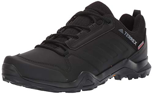 adidas outdoor Men's Terrex AX3 BETA CW Hiking Boot, Black/Black/Grey Five, 9 D US