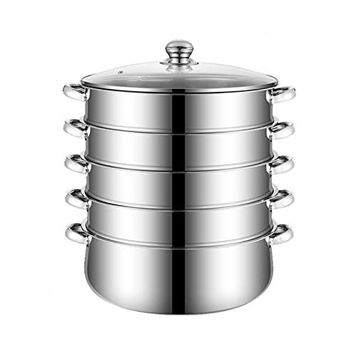 HHTD Vaporizador Multifuncional de Acero Inoxidable para cocinas domésticas adecuadas para restaurantes familias y Otros Lugares
