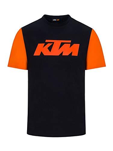 PE44 Offizielles MotoGP Dual Pol Espargarò 44 T-Shirt - Schwarz - M.