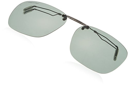 ESCHENBACH Clip-on-Sonnenbrille grau 2997-29262