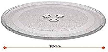 REPORSHOP - Plato Microondas 255 mm Standard Balay Daewoo 260948