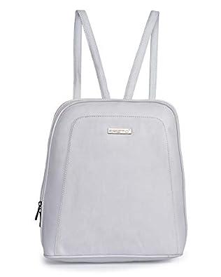 Fristo Grey Women & Girls Backpack