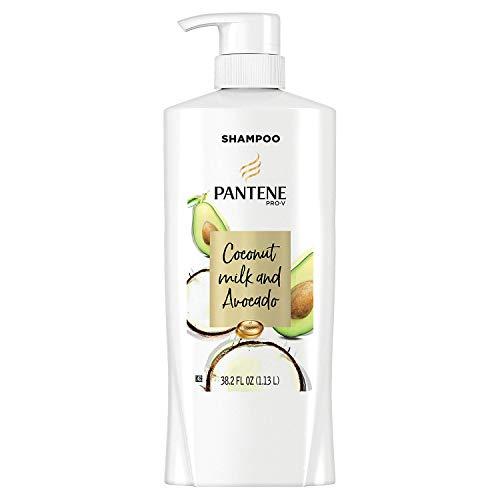 Coconut Milk and Avocado Shampoo 38.2oz Pump Bottle