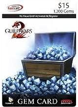 NCSOFT - Guild Wars 2 Gem Card ($15)