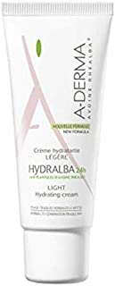 A-Derma Hydralba Light Hydrating Cream 40ml