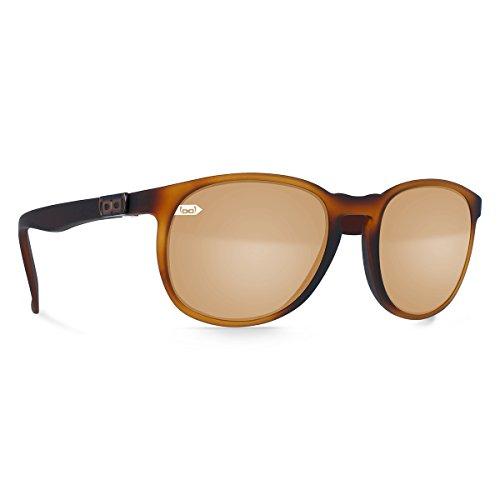 gloryfy unbreakable eyewear Sonnenbrille Gi25 Amalfi Sun Vintage cognac, braun