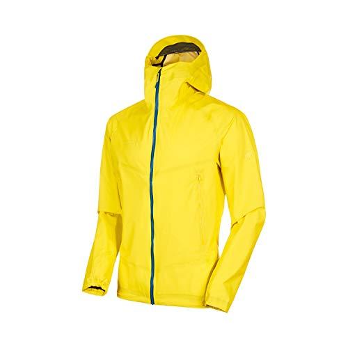 Mammut Masao Light HS Hooded Jacket - Blazing