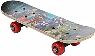 Sell pluse® Wave Board   Caster Board   Ripstick   Skate Board 30 X 9 Inch with Carry Bag & 80mm Illuminating PU Wheels wi...