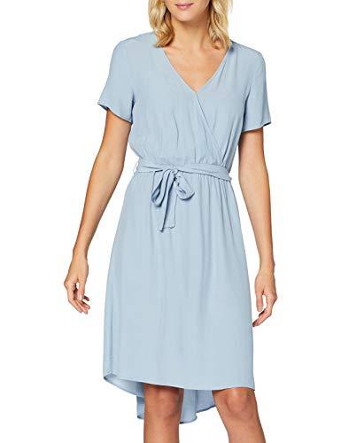 Vila NOS kvinnor Viprimera Wrap S/S klänning-noos klänning