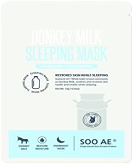 donkey milk mask benefits