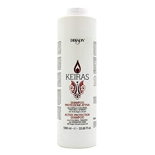 Dikson Keiras Ch Aktivschutz-Shampoo für gefärbtes Haar, 1000 ml