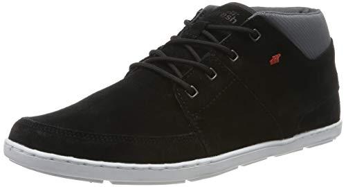 Boxfresh Herren Cluff Sneaker, Schwarz (Black Blk), 41 EU